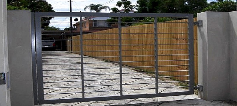 architectural automatic gates